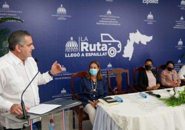 Unas 23 mil personas reciben las dosis en últimos 15 días en la provincia Espaillat