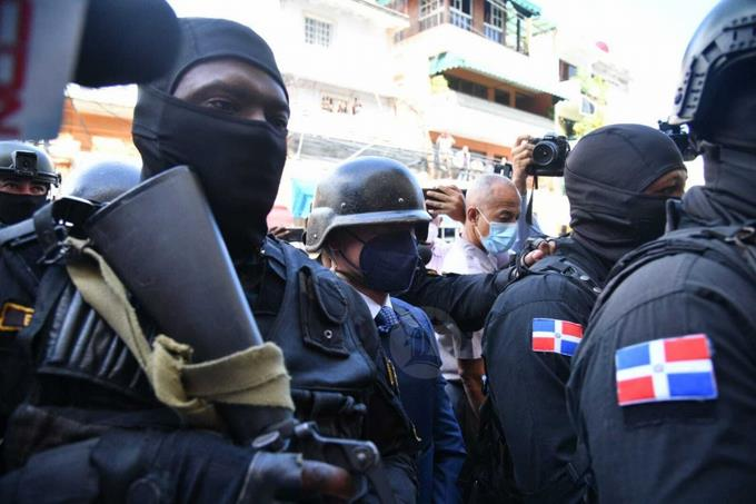 "Conocerán mañana coerción contra Jean Alain y grupo implicado en ""Operación Medusa"""