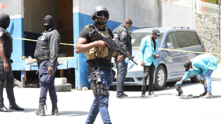 El avión en que viajaron  mercenarios que mataron a Moise, está vinculado a Gonzalo Castillo