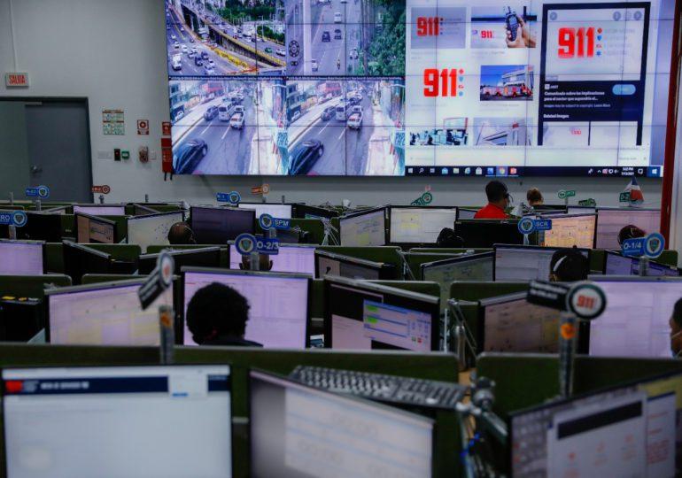 Más de 351 mil emergencias registradas por el 9-1-1 en primer semestre del año