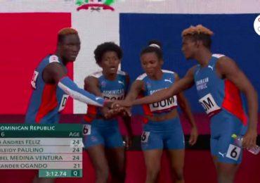 RD logra histórica medalla de plata en debut olímpico de relevos mixtos