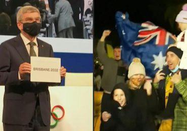 Brisbane consigue organización de Juegos Olímpicos de 2032