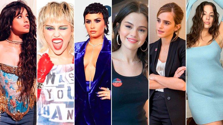 La rebelión contra los filtros: Camila Cabello, Selena Gomez y más famosas normalizan las estrías y la celulitis
