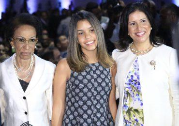 """Margarita Cedeño sobre madre de Leonel Fernández: """"Es una guerrera de mil batallas"""""""