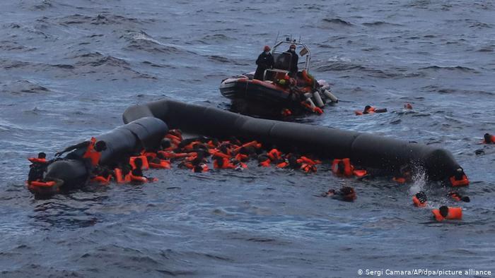 Fuerte aumento de muertes de migrantes que tratan de llegar a Europa por mar