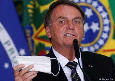 Bolsonaro deja planear dudas sobre las elecciones de 2022 y desata polémica