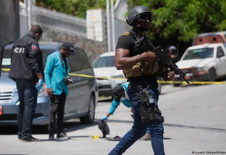 Continúa la investigación sobre el asesinato del presidente de Haití