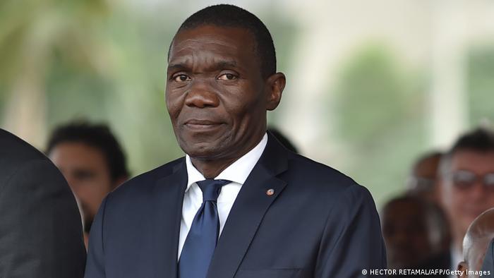 El Senado nombra presidente provisional de Haití en desafío a Claude Joseph