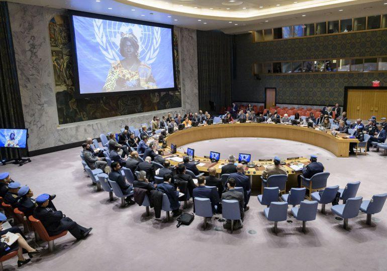 RD reclama participar en reunión privada sobre Haití en Consejo de Seguridad ONU
