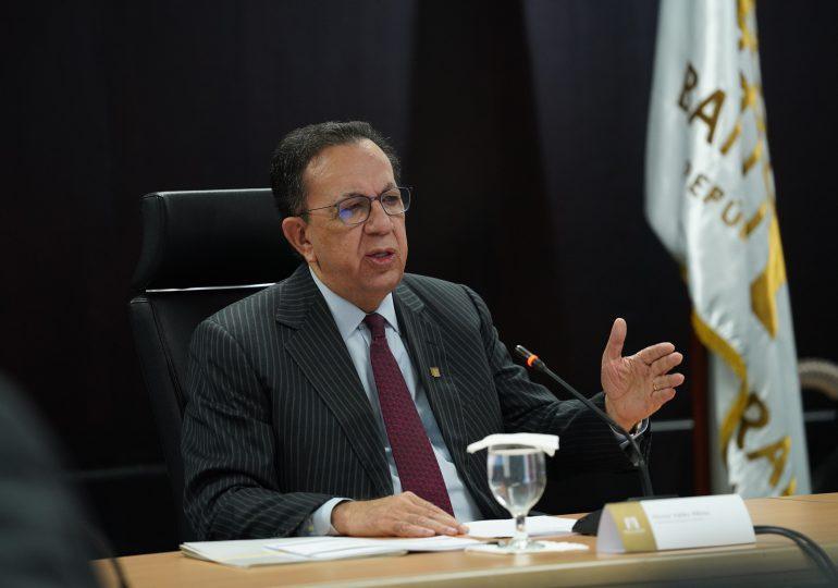 Economía nacional crece 13.3 % en el primer semestre del año 2021, informa el BCRD