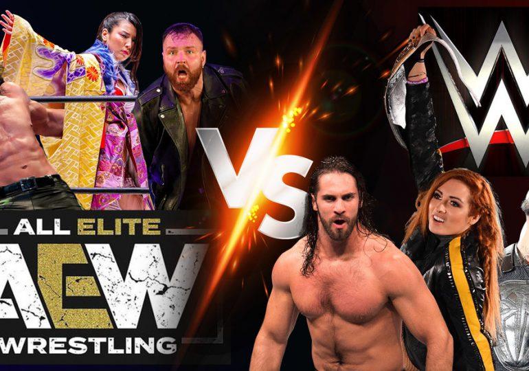 ¿Revolución en la lucha libre? la WWE es destronada y troleada por otra empresa: AEW y así lo ha logrado