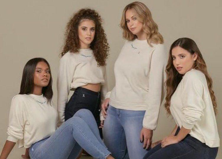 """Esther Abinader lanza línea de jeans """"Podera"""""""