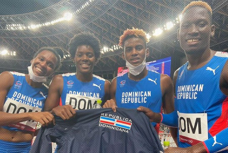 Presidente Luis Abinader felicita atletas dominicanos ganadores de plata en Tokio 2020