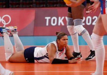 Las Reinas del Caribe caen fácil  ante Serbia, en primer juego en Tokio