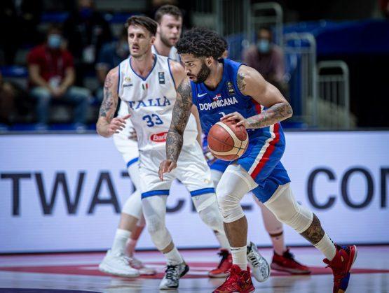 Baloncesto RD sin esperanzas para Tokio; cae ante Italia