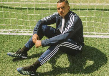 Adidas se une al futbolista dominicano Alessandro Baroni para presentar la línea Superlative Pack
