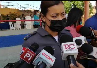 VIDEO | PN informa hay varios detenidos por muerte de tres personas durante tiroteo en SFM