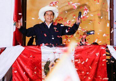 El presidente electo de Perú apela a todas las tiendas políticas para formar gobierno