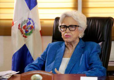 Milagros Ortiz Bosch responde a Ramon Albulquerque, dice falsifican declaración a su nombre