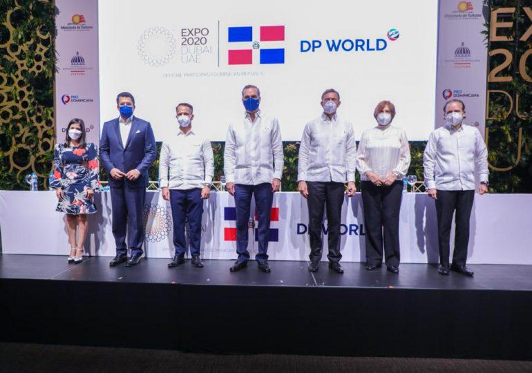 Presidente Abinader dice Expo 2020 Dubai impulsará la nueva Marca País