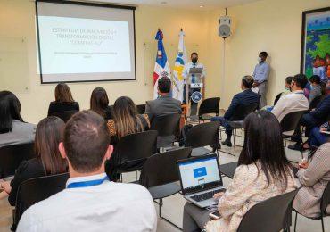 DGCP lanza estrategia de innovación y transformación digital