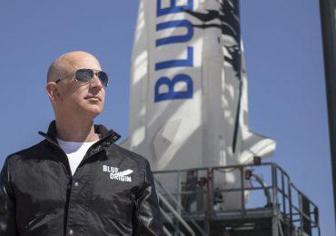 Bezos ofrece descuento de USD 2.000 millones a la NASA por sonda lunar Blue Origin