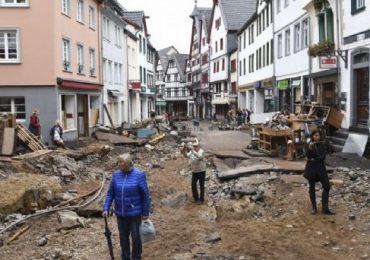 Bélgica de luto y número de muertos por inundaciones en Europa asciende a más de 200