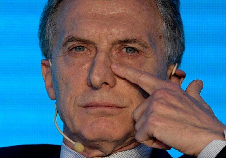 Fiscalía argentina investiga a Macri por contrabando de municiones a Bolivia