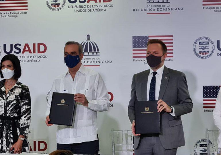 EEUU y RD firman acuerdo bilateral por $251 millones de dólares