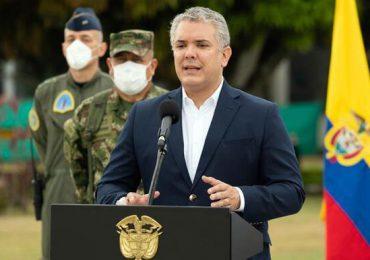 Colombia denuncia que atentado contra Duque fue planeado desde Venezuela