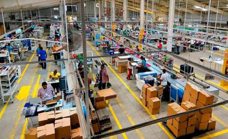 Manufactura local registra un aumento interanual de 23.7%, destaca el MICM