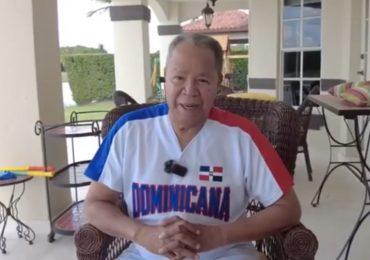 VIDEO | Juan Marichal envía mensaje a equipo de pelota dominicano
