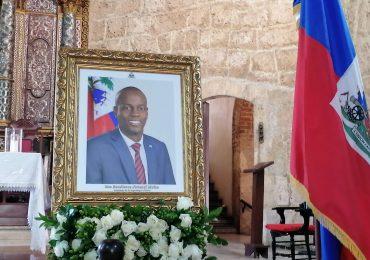 Diáspora haitiana celebra misa en honor a Jovenel Moïse