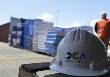 DGA despacha 2,263 contenedores en 24 horas en puertos de Haina, Caucedo, Santo Domingo y Puerto Plata