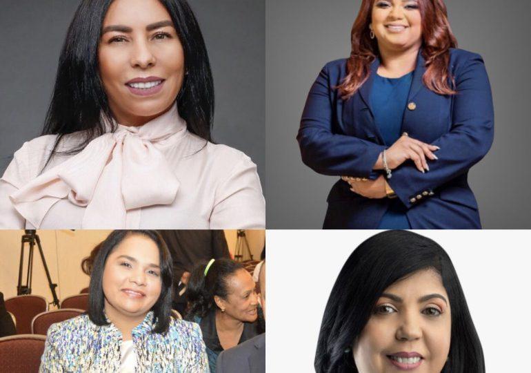 La mujeres encabezan escogencia de las Subsecretarías del PLD
