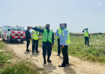 Director Regional de la OACI y director general CESAC recorren y supervisan el AILA
