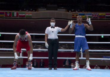 Euri Cedeño avanza a cuartos de final boxeo Juegos de Tokio 2020