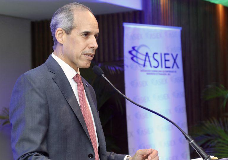ASIEX aboga por iniciativas pendientes para fortalecer competitividad del clima de inversión
