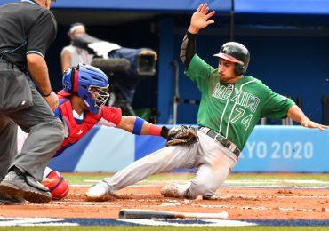 Equipo de béisbol RD blanquea a México y logra primer triunfo en Tokio 2020