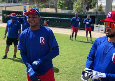 VIDEO   Mejía y Reyes se reportaron a preparación RD en Florida