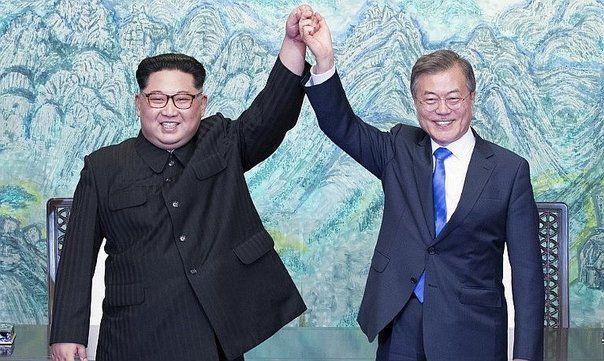 Las dos Corea acuerdan restaurar comunicaciones cortadas