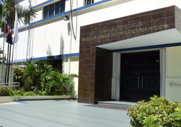 Contrataciones Públicas deposita anteproyecto de ley ante consultoría jurídica del Poder Ejecutivo