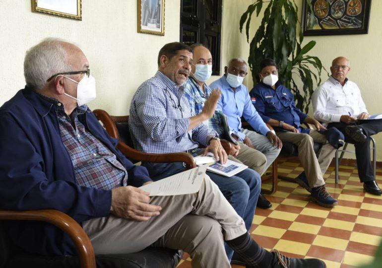 Gobierno presenta Plan de Contingencia Sánchez Ramírez para erradicación peste porcina africana