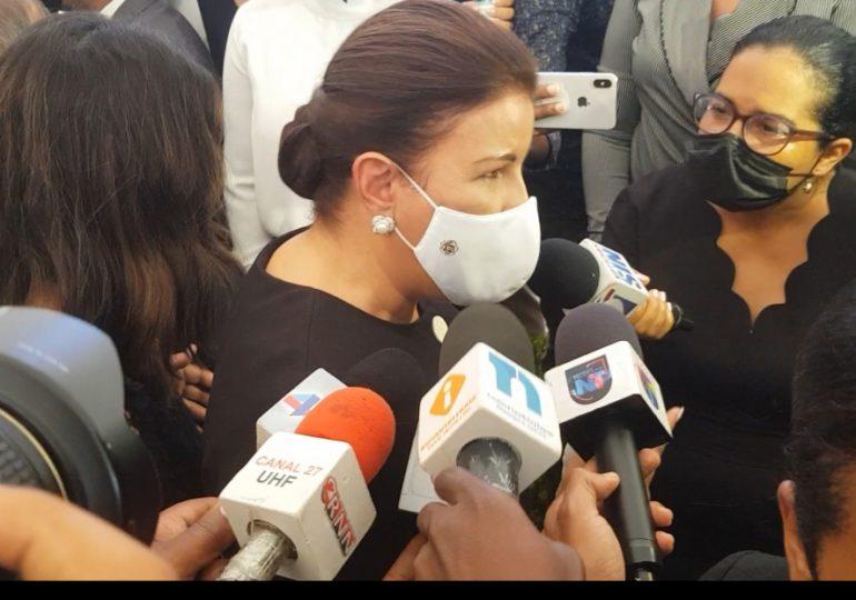 Ante muerte de Doña Yolanda, Margarita Cedeño dice cuidará más a su madre
