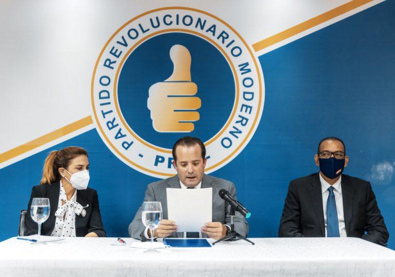 PRM presentará otra vez a Eduardo Estrella y Alfredo Pacheco para presidir Senado y Cámara de Diputados