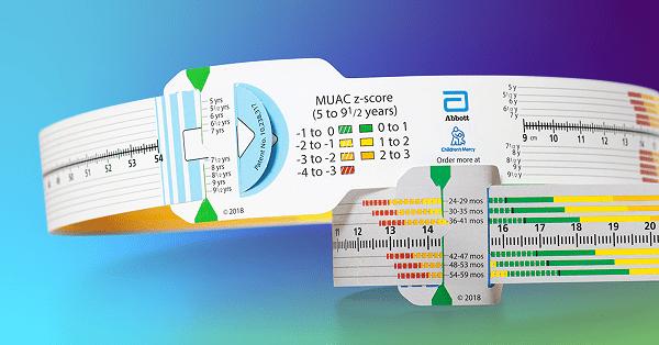 Una sencilla herramienta de papel ayuda a combatir los retos globales de la malnutrición infantil