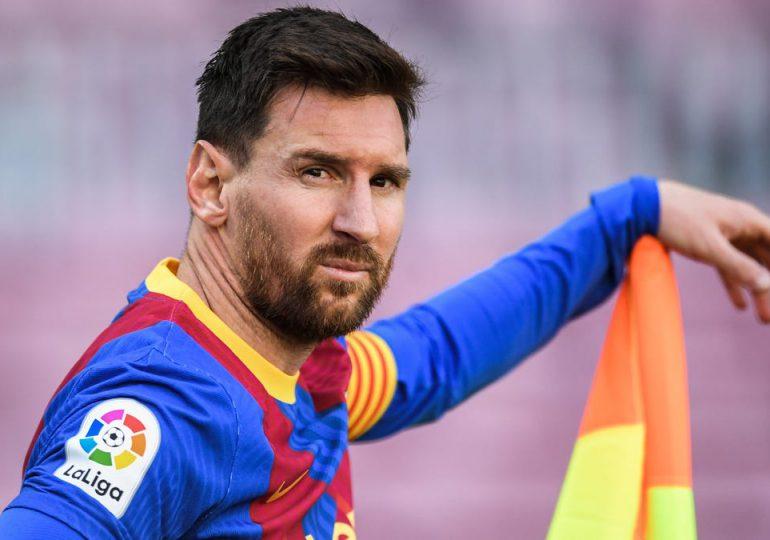 Incierto el futuro de Lionel Messi al expirar contrato con Barca