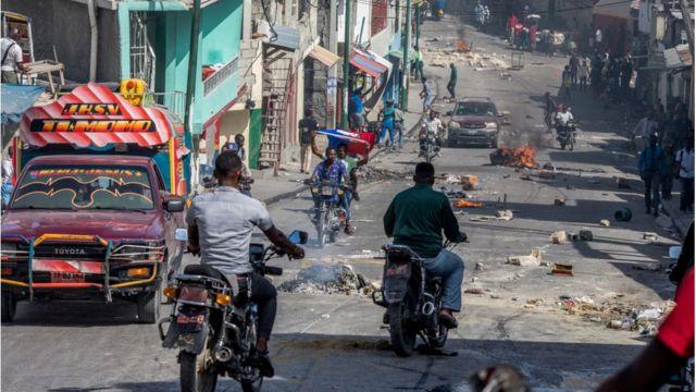 La inestabilidad política en Haití desde 1986