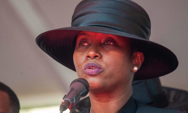 La viuda del asesinado presidente de Haití acusa a la guardia de seguridad