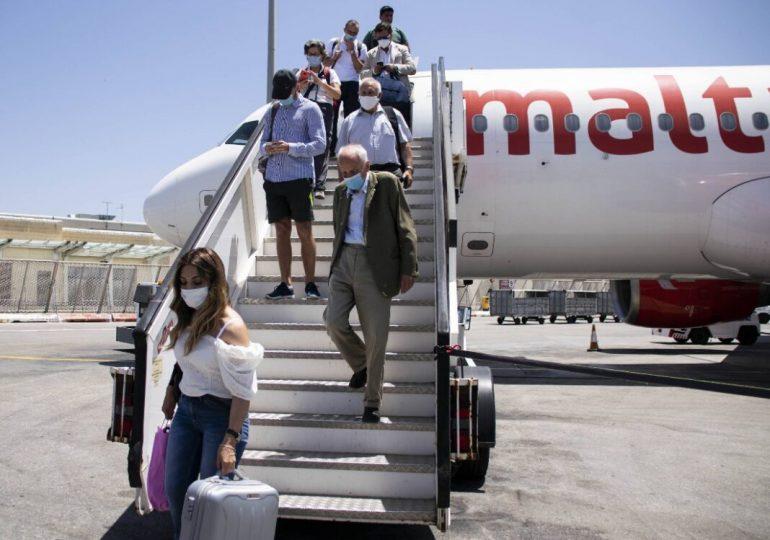 Malta cierra sus fronteras a los viajeros no vacunados